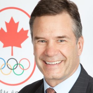 Chris Overholt – CEO – The Canadian Olympic Committee